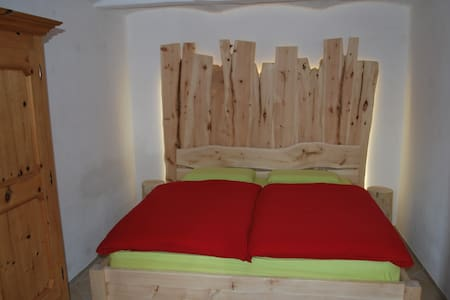 Auszeit in Zirbenbett schlafen, Entspannung pur - Warngau