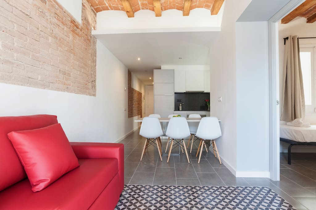 Eixample center deluxe 3 b appartamenti in affitto a for Amsterdam appartamenti vacanze