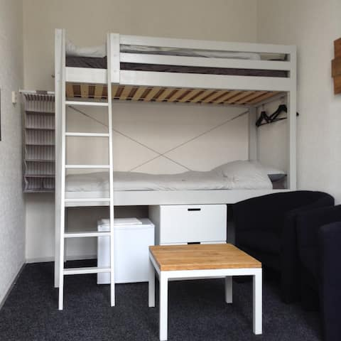Room available in ancient vicorage