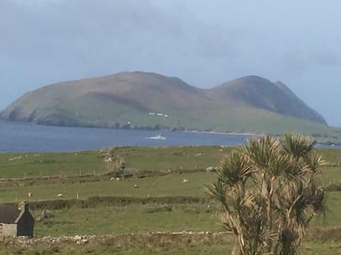 Blasket Island View, Dunquin,Dingle, Co. Kerry.