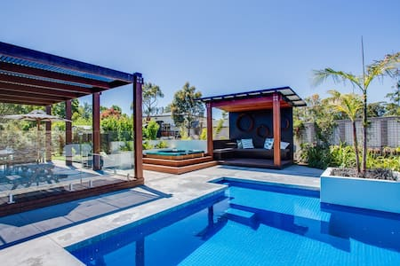 Adventure Retreat with Pool & Spa - Balnarring - House