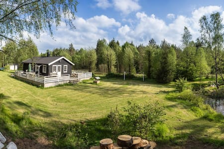 Deep in the Woods - Modern house! - Hässleholm - House