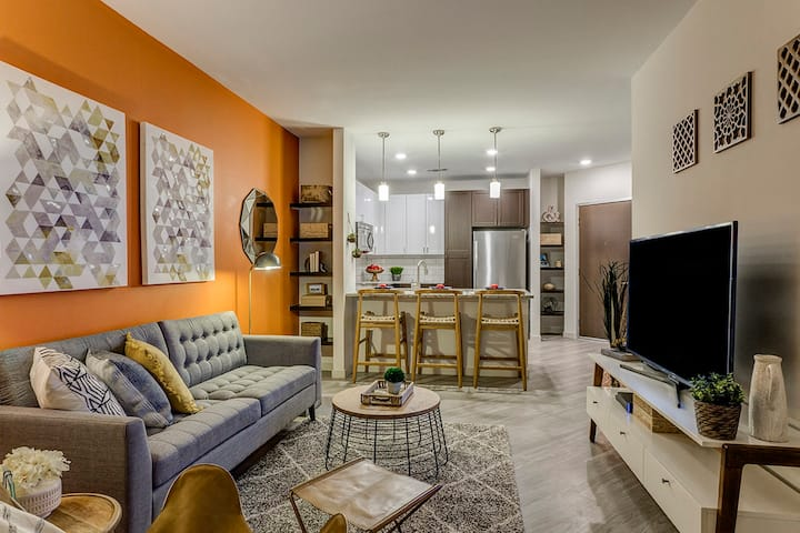Professionally maintained apt | 1BR in Denver