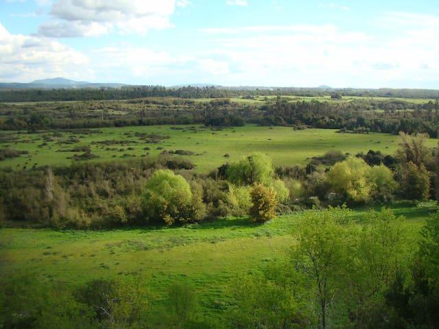 Cabañas para arriendo en el campo - Lomas de Putagon - Cottage
