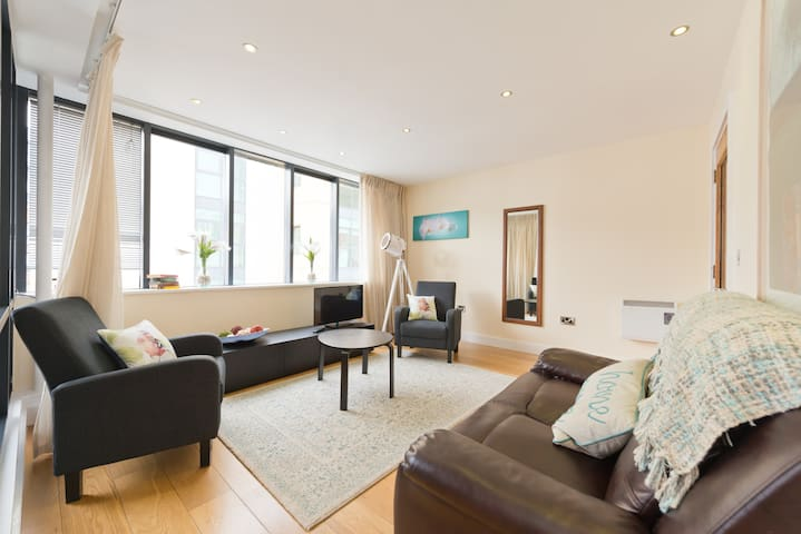 24/7 Penthouse Dublin 1 City Apartment No. 9 - Dublin - Apartment