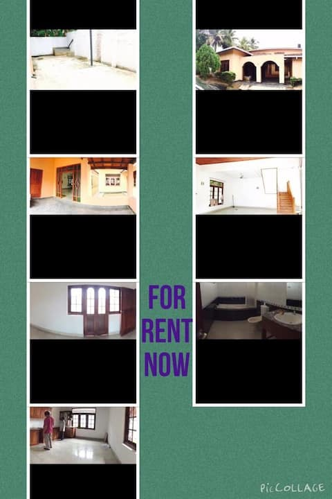For rent 3 bedroom house in Sri Lanka Welisara
