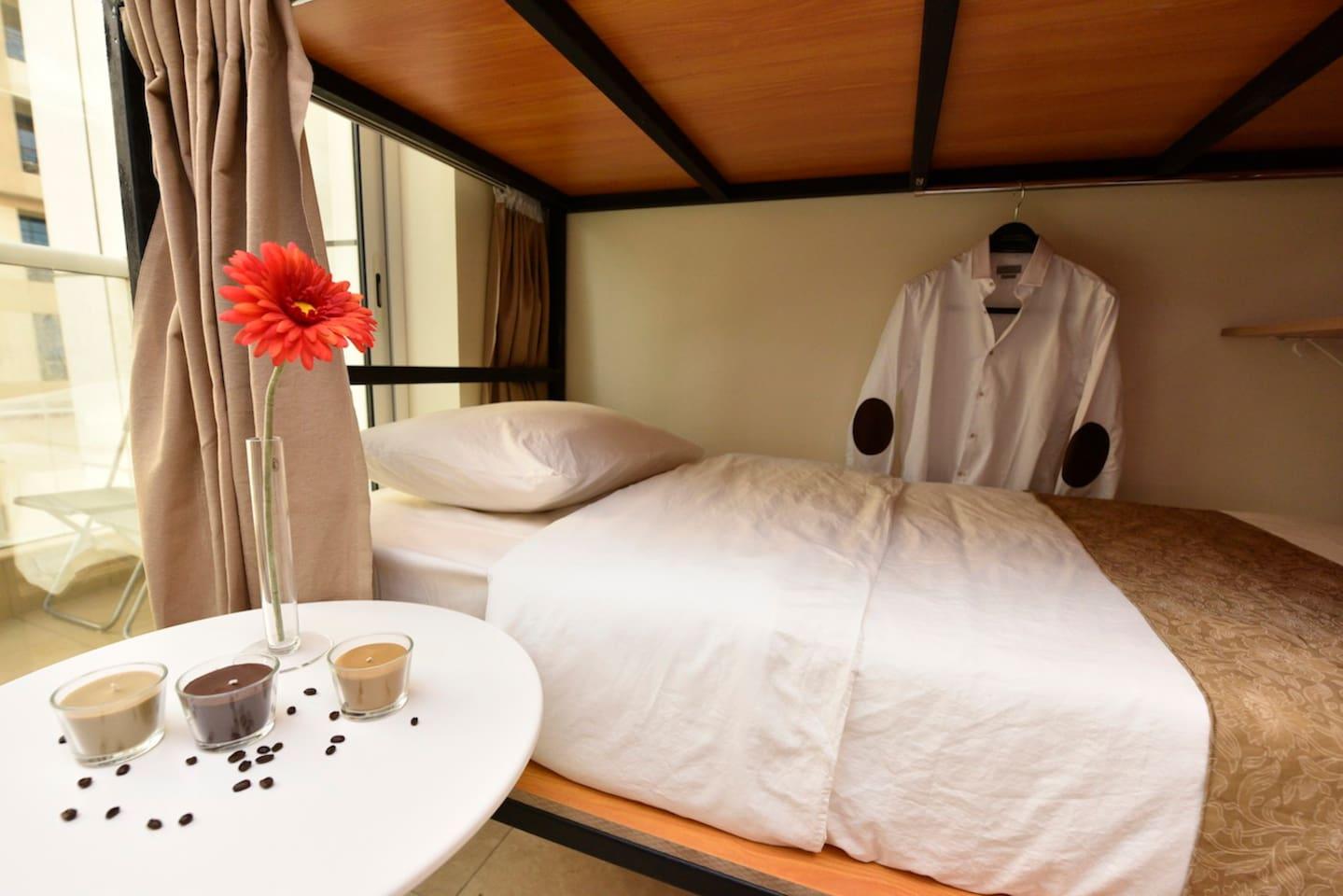 Airbnb-appartementen in Dubai