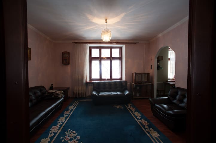 Квартира на берегу Байкала - Listvyanka - Apartemen