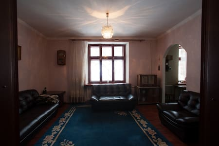 Квартира на берегу Байкала - Listvyanka
