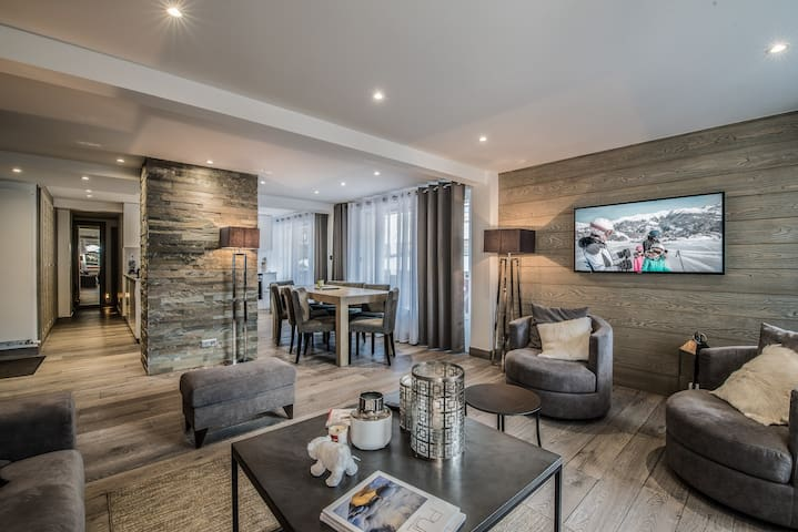 Exceptional apartment, Courchevel 1850 - Saint-Bon-Tarentaise - อพาร์ทเมนท์