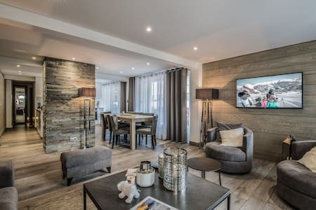 Appartement d'exception, Coeur de Courchevel 1850 - Saint-Bon-Tarentaise - Apartment