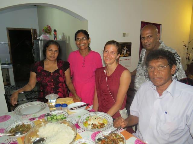 Super Sri Lankan - Tangalle - Casa