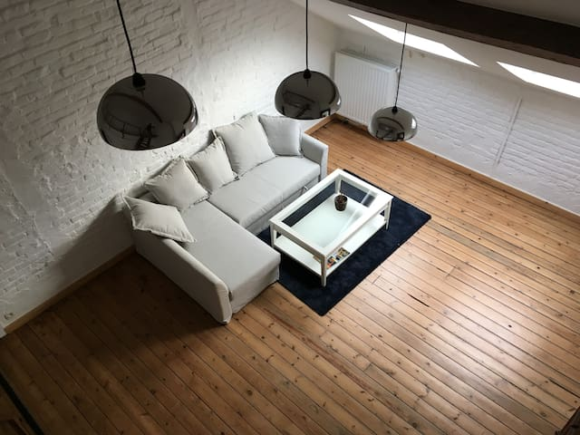 Très bel appartement dans maison de caractère