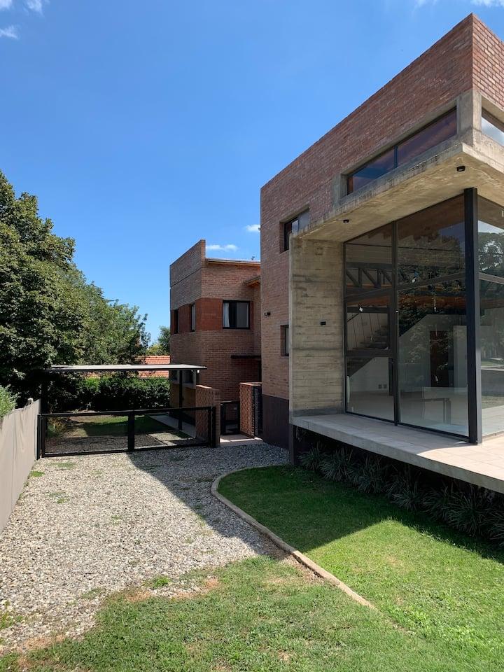 """En la Villa de Merlo duplex """"Dos Venados"""""""