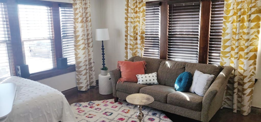 Charming  NEW space in OKC Midtown
