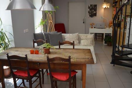 Appartement calme en plein centre ville de Lunel. - Lunel