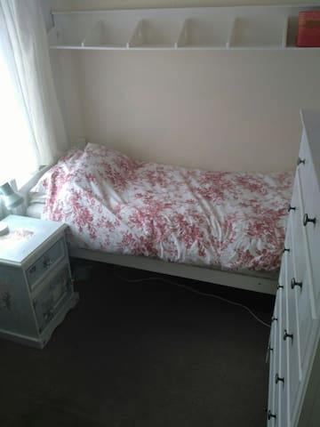 Single room with parking - Carlton - Dom