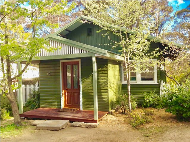 The Gully Cottage of Katoomba
