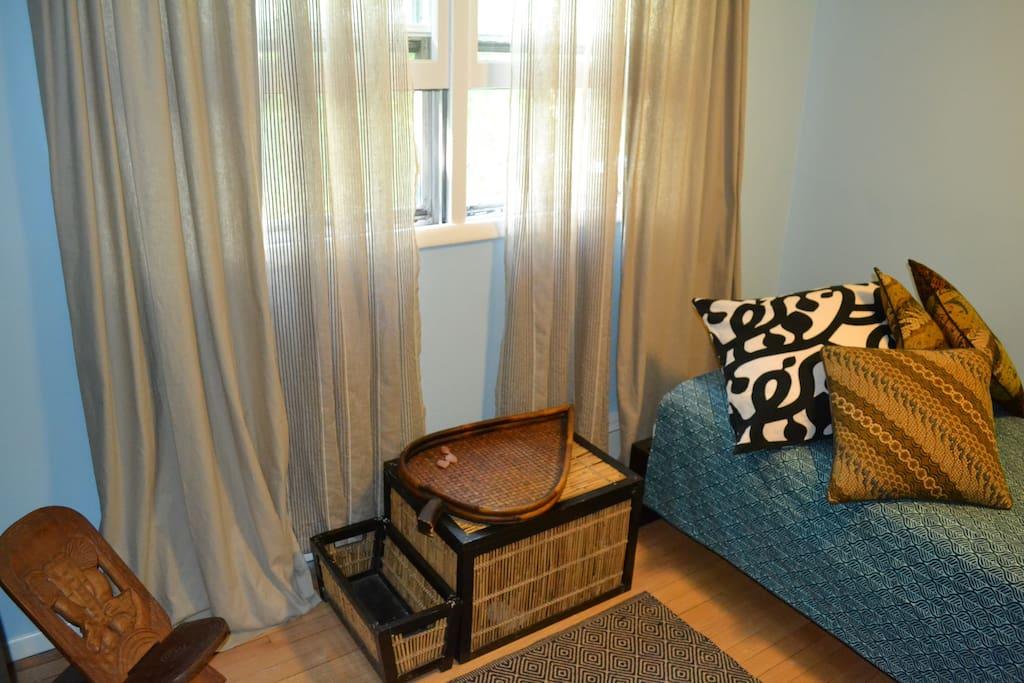 Shanti Oasis Meditation Room