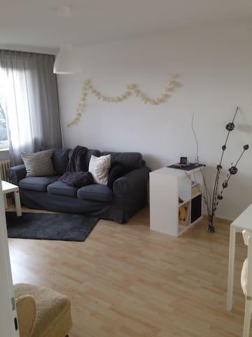 Gemütliche 1,5 Zimmer in Hamburg-Schnelsen - Hamburg - Appartement