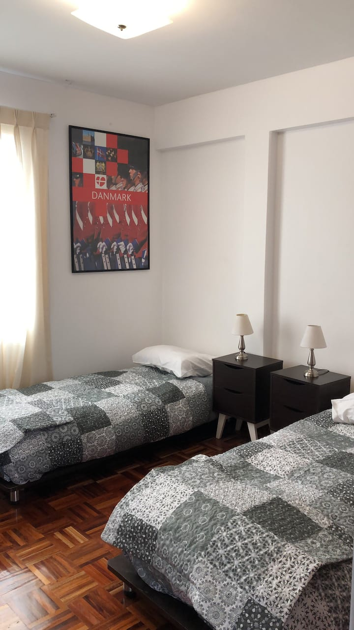 Nice&convenient room in zona sur (south district)