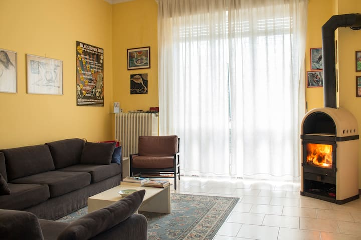 Flat 30 min. from Milan & Como lake - Meda