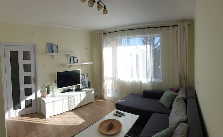 Top centre cozy apartment in Razlog