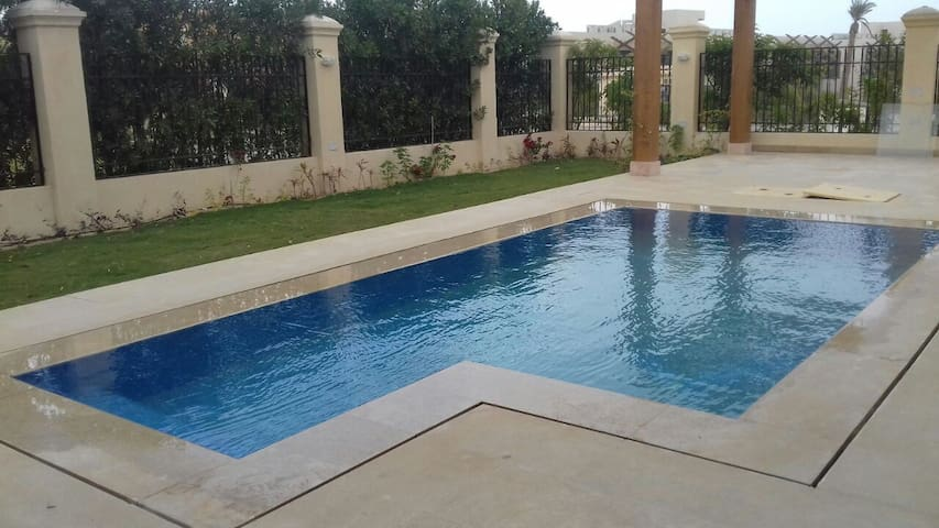 Private Luxurious Villa in Gezira Compound