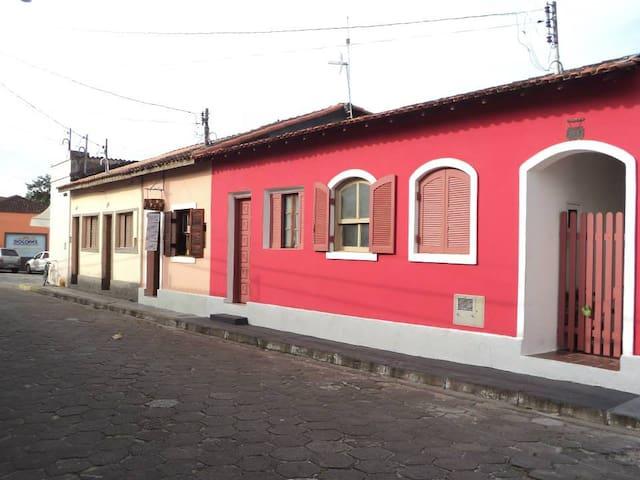 casa para temporada em cananeia - Cananéia - Haus