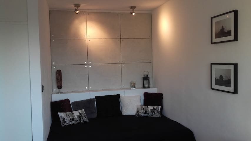Wygodny mały apartament