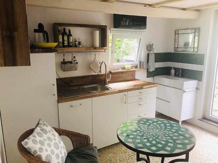 Gästehaus  - eigenständige Wohnung im Garten