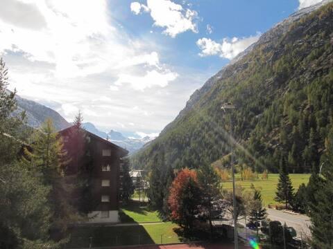 Appartment 2 pieces in Täsch/Zermatt incl.Parking
