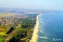 Калининград. Дача на побережье Балтийского моря