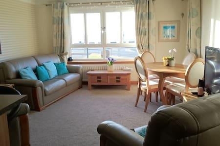 Ayr Seafront, groundfloor apartment - Apartamento