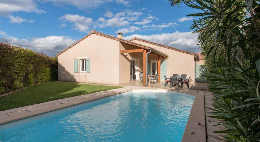 Villa Lavande met privézwembad