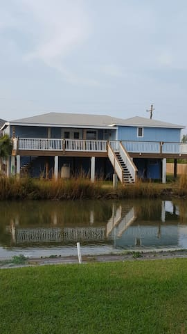 Ohana Fishing Hut - Galveston County - Huis