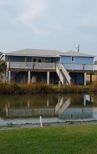 Ohana Fishing Hut - Galveston County - Dom