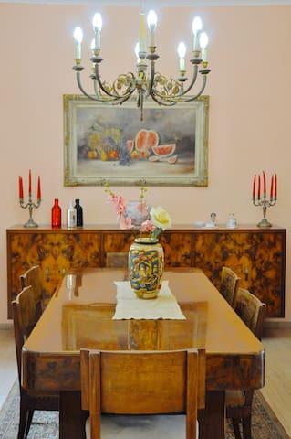 Appartamento Le Grazie in centro storico - Jesi