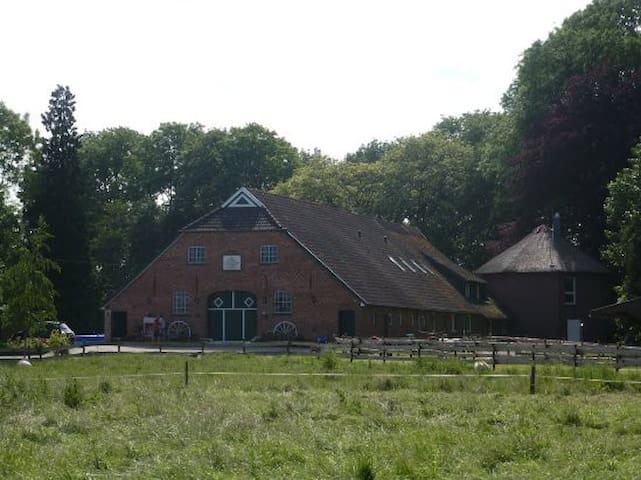 Ferienhof Landhaus Markus - Stadland - Kondominium