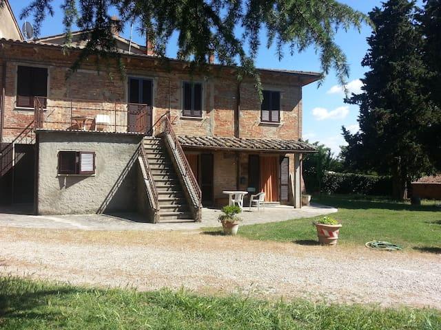Accogliente casa in campagna - Castiglione del Lago - Appartement
