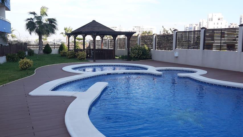 Уютная квартира в Guardamar del Segura