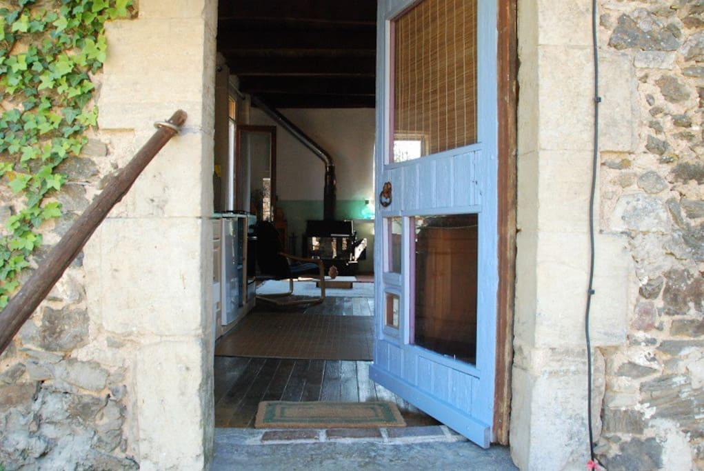 Une maison tr s romantique de vacances chambres d 39 h tes - Chambres d hotes villefranche de rouergue ...