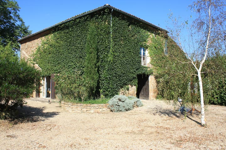 La Borie Grande - The Studio - Campes - Appartement