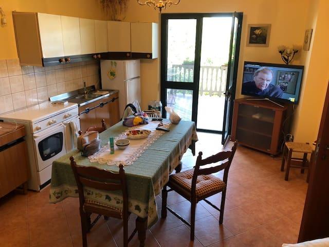 Casa con vista a la montañas - Cerca de Soverato