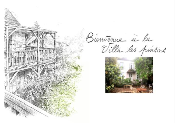 Villa impressionniste à Giverny - Giverny - วิลล่า