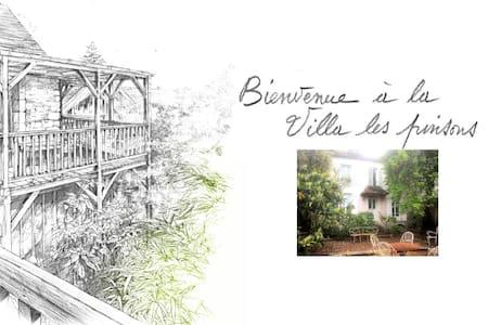 Villa impressionniste à Giverny - Giverny - Villa