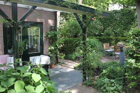Sfeervol tuinhuis in mooie omgeving - Doorn - Cabin