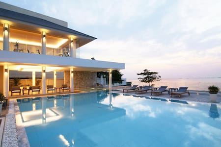 [V_SB_1] 4BR BEACH HOUSE - Pattaya