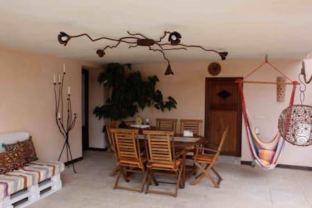 Casa vacacional en ambiente rural - Lloret de Vistalegre - 公寓