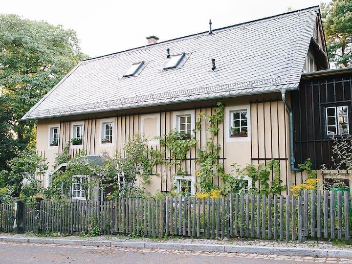 Winzerhaus Oberloschwitz